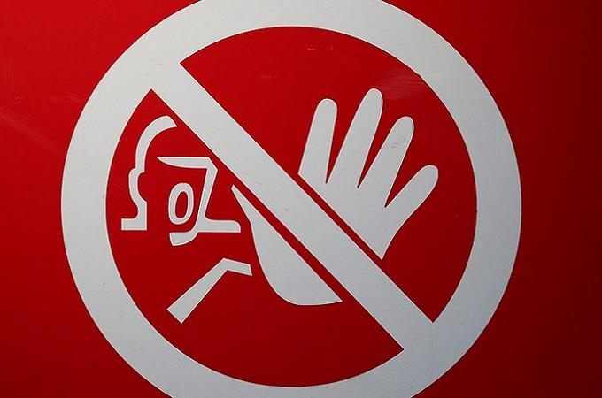 Značka zákaz vstupu, ilustrační foto. Foto: archiv Pixabay.com